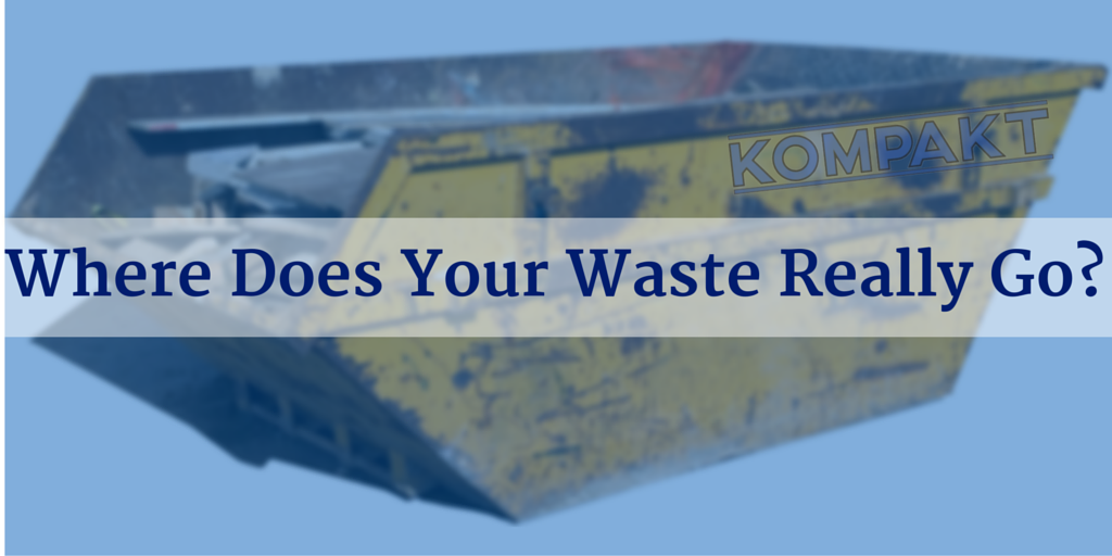 Where Does Your Waste Really Go-