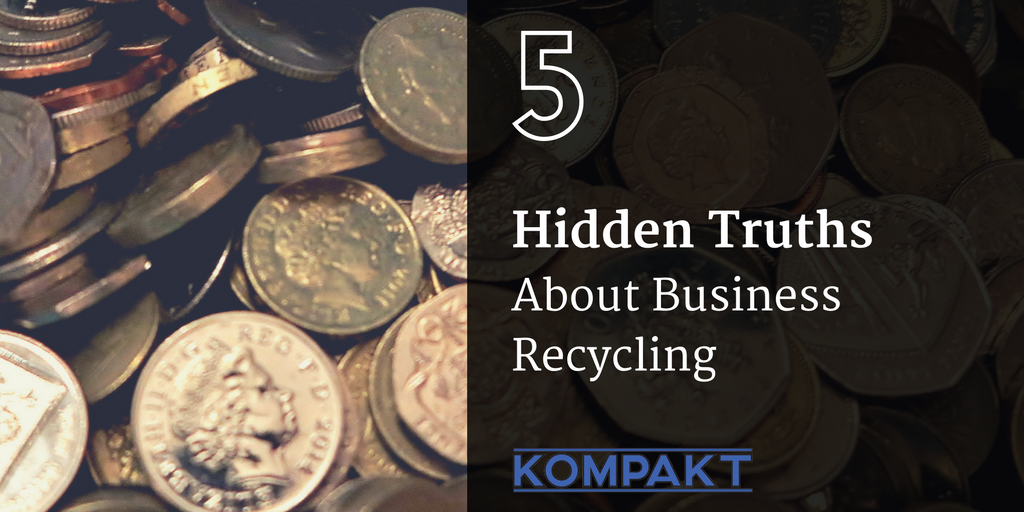 business recycling hidden truths